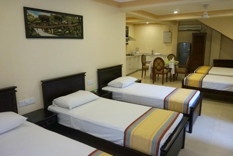 2 weken Sri Lanka met kinderen - hotel in Kandy