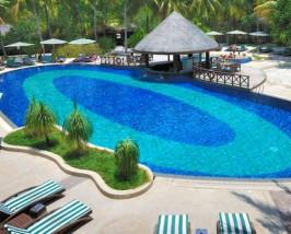 Comfort stay resorteiland - Maladiven met kids zwembad
