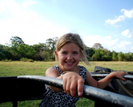 Optionele safari Minneriya NP - Sri Lanka Kids
