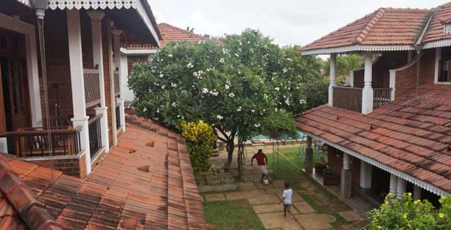 Negombo Sri Lanka Kids - famliehotel