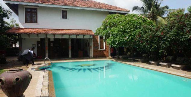 Negombo Sri Lanka Kids - famliehotel zwembad