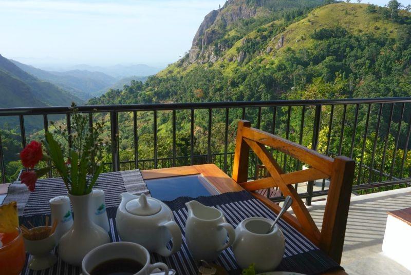 Ontbijt tijdens je Sri Lanka reis