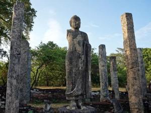 Tempelstad tijdens je rondreis Sri Lanka met kinderen