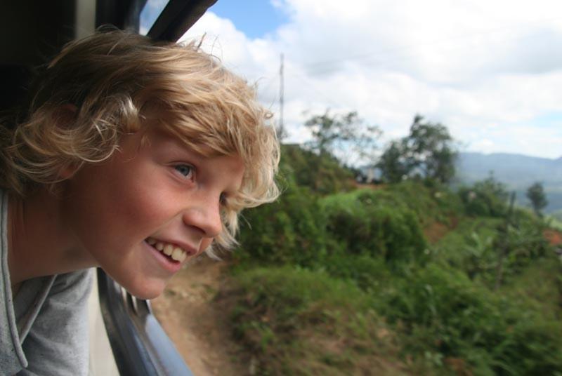 Vakantie Sri Lanka - treinreis