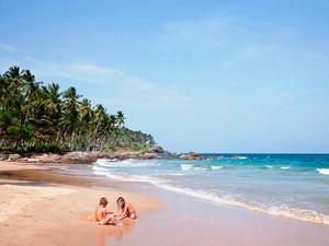 Schildpadden Sri Lanka met kinderen - Tangalle strand