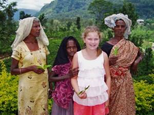 Theepluksters - 3 weken Sri Lanka met kinderen