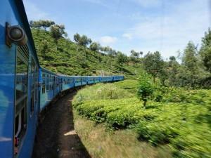 raften Sri Lanka - reizen met de trein naar Ella