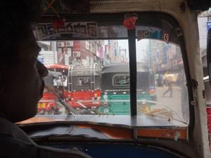 tuk tuk Sri Lanka - met een tuk tuk door Colombo