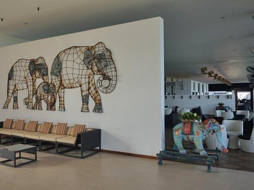 Comfort Stay Sigiriya - lobby