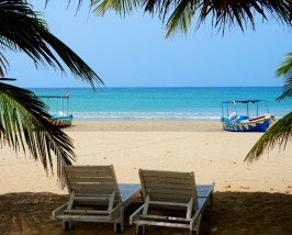 Comfort Stay Trincomalee - strand