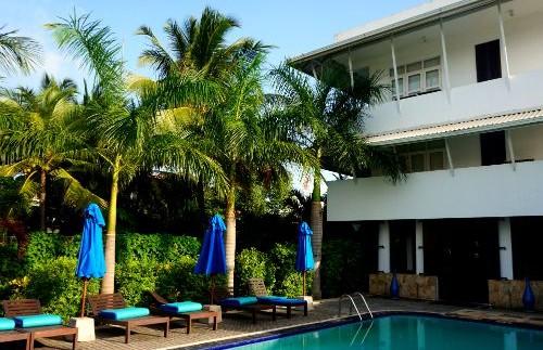Sri Lanka en Malediven met kinderen - familiehotel Negombo