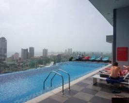 Comfort stay Colombo Sri Lanka - zwembad