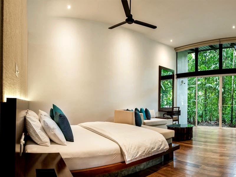 Comfort stay Kitulgala kamer - raften Sri Lanka