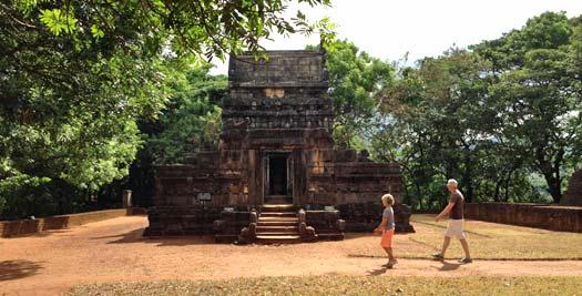 Reizen Sri Lanka - ruïne