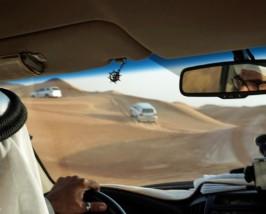 Optionele woestijnsafari - Dubai met kinderen