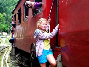 2 weken Sri Lanka - reizen met de trein