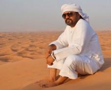 Wereldstad in de woestijn