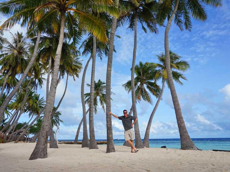 Malediven met kids - eiland