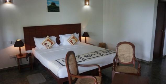 Rotstempel Sri Lanka Kids - Sigiriya hotel