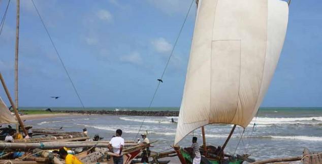 2 weken Sri Lanka met kinderen - strand Negombo