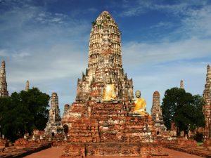 Tempelstadt Ayutthaya