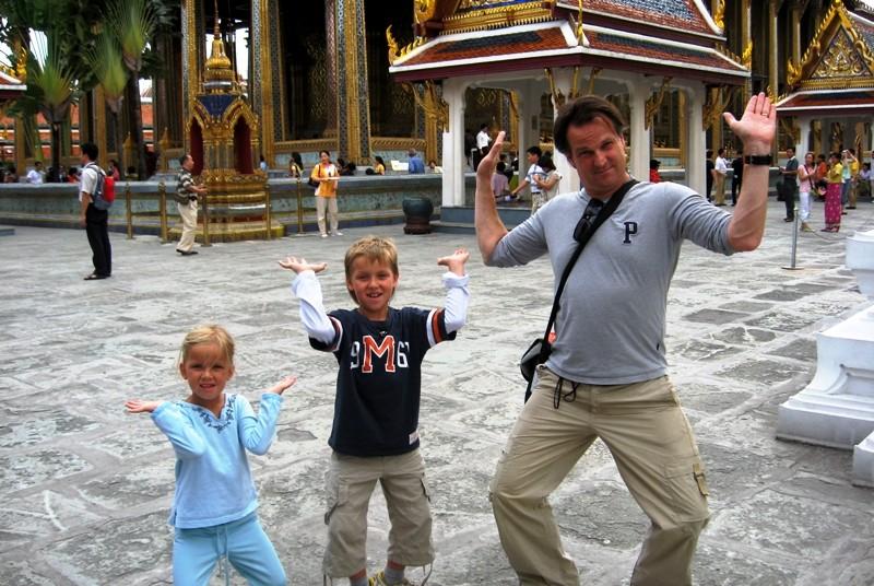 Thailand Sehenswürdigkeiten: Königspalast in Bangkok