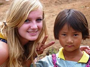 Chiang Mai Trekking: Begegnung mit einem einheimischen Kind