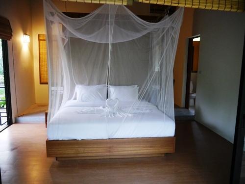 Zimmer der Anurak Community Lodge