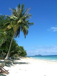 Strand von Koh Phi Phi