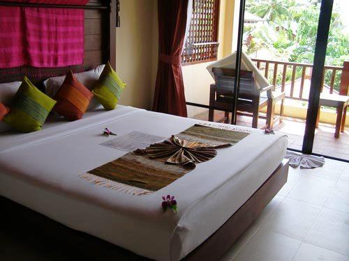 Standard-Zimmer auf Koh Samui
