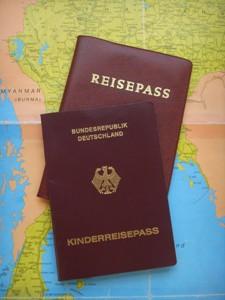 europäischer Reisepass