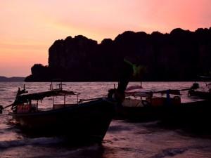 Koh Yao Yai: Sonnenuntergang in Thailand
