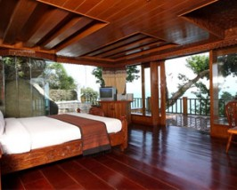 Hotelzimmer auf Koh Phangan