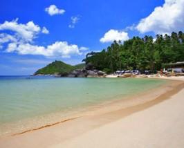 Strand auf Koh Phangan