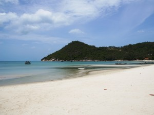 Thailand Highlights: Strand auf Koh Phangan