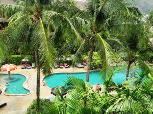 Phuket Pool für Kinder