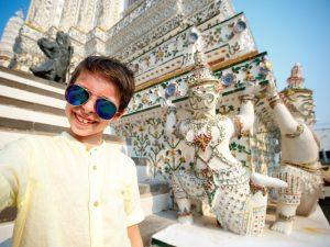 Tempel Wat Arun in Bangkok