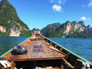 Ausflug durch die Inselwelt der Phang-Nga-Bucht