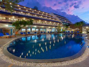 komfortables Hotel auf Phuket