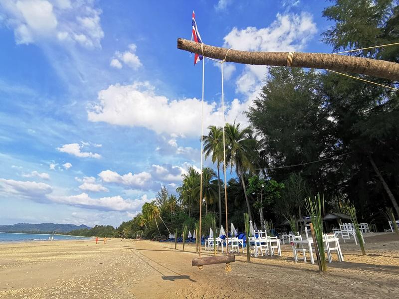 weite Stände in Thailand