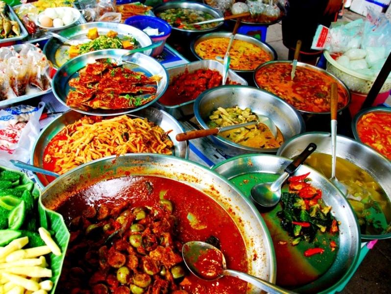 Thailändisches Streetfood