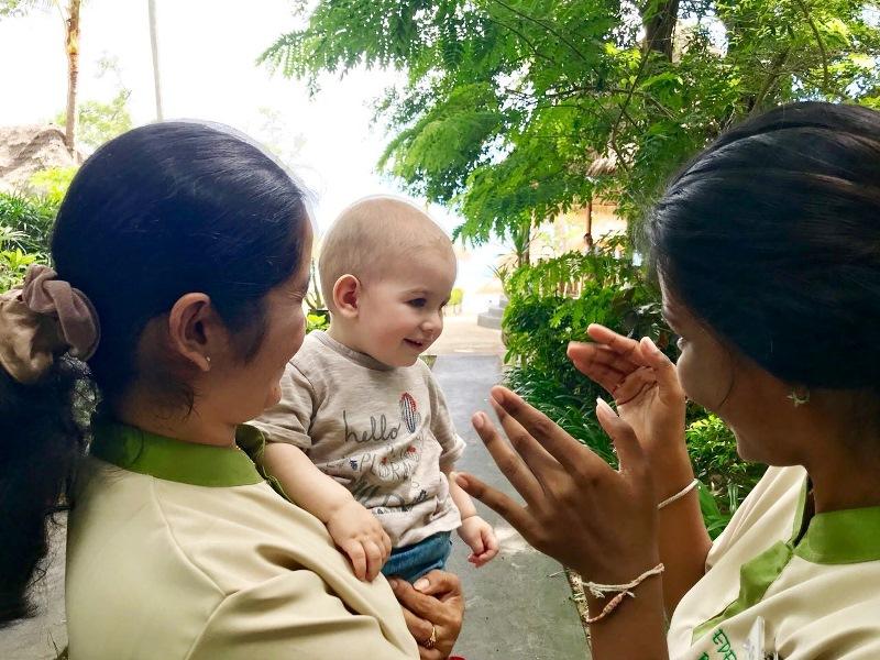 Thailand ist ein kinderfreundliches Land