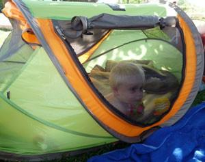 Reisezelt für Kinder