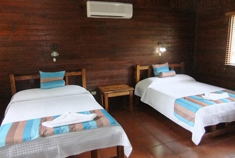 Hotelzimmer beim Rincon de la Vieja