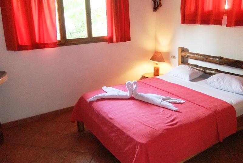 Ein Hotelzimmer in Sàmara