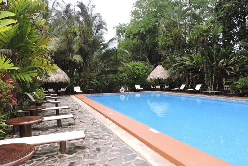 Pool in Cahuita