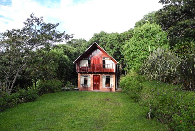 Unterkunft bei Monteverde.