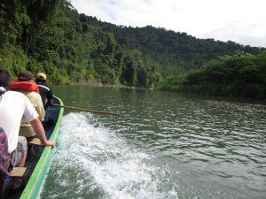 Bribri Costa Rica: Bootsfahrt zu den Bribris in Yorkin