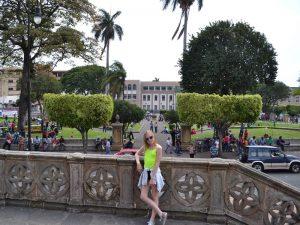 Stadtpark in San José