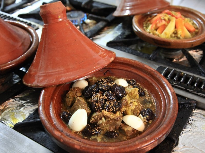 marokko-tajine